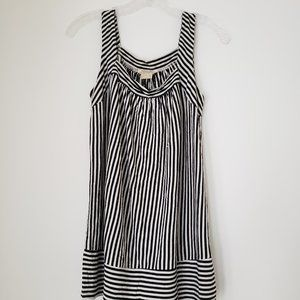 Michael Kors Striped Tank Top